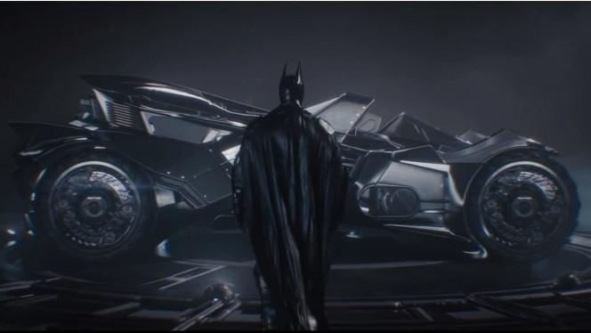 Un afortunado fan de Batman consigue su propio batmóvil real: míralo en acción