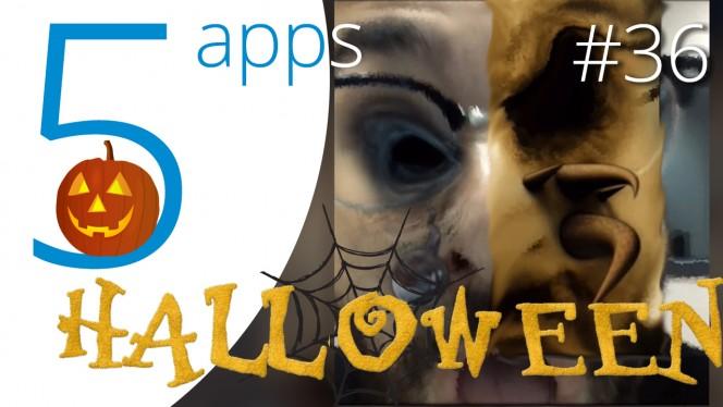 5 Apps para el mejor HAlloween