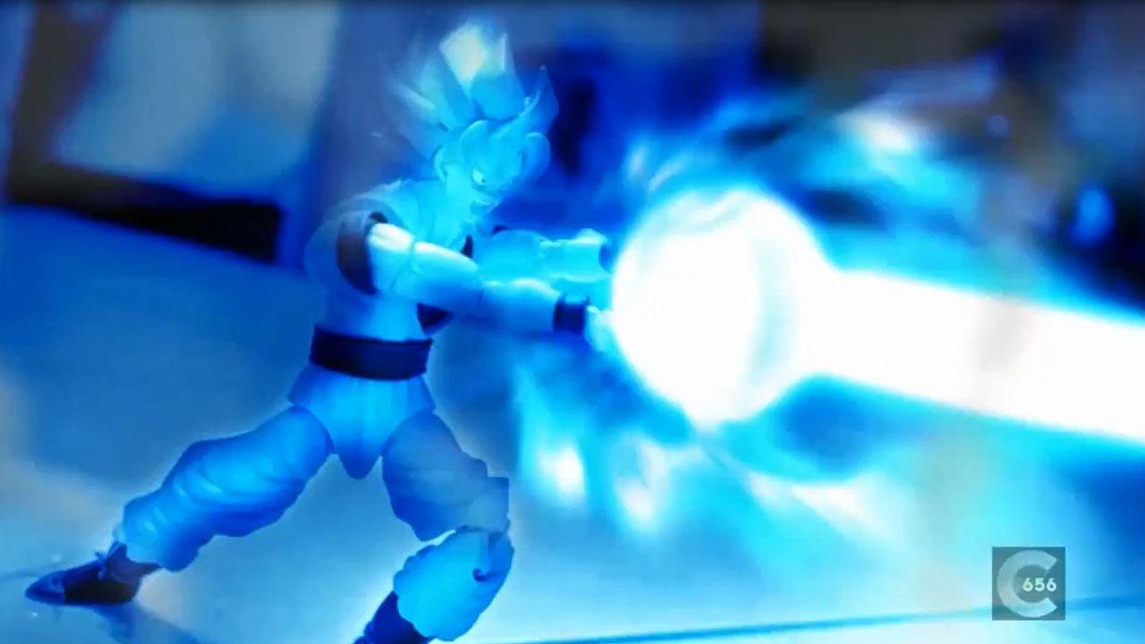Un fan supera en calidad a Dragon Ball Super con este vídeo que incluye una intensa batalla