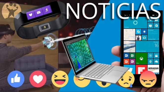 Los nuevos Lumia, Surface de Microsoft para 2016 y más gadgets del futuro