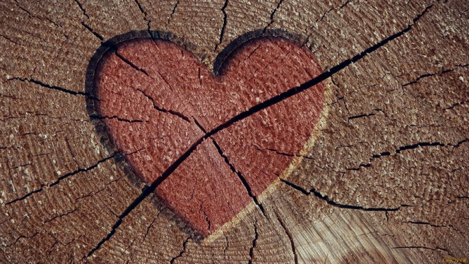 Heartbreak creative timber Wallpapers HD 1280×720