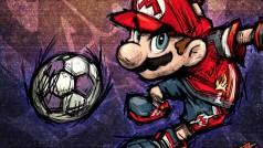 Tus futbolistas favoritos protagonizan una parodia de Mario Bros.