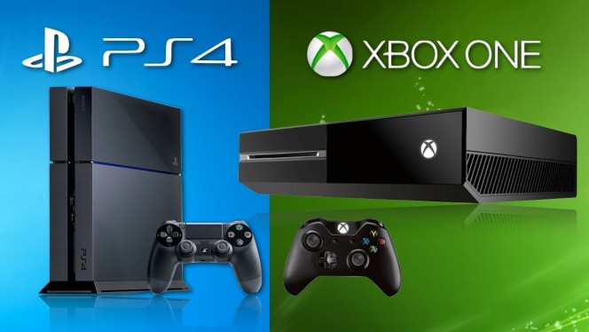 PS4-vs-Xbox-One-PS4-Xbox-One