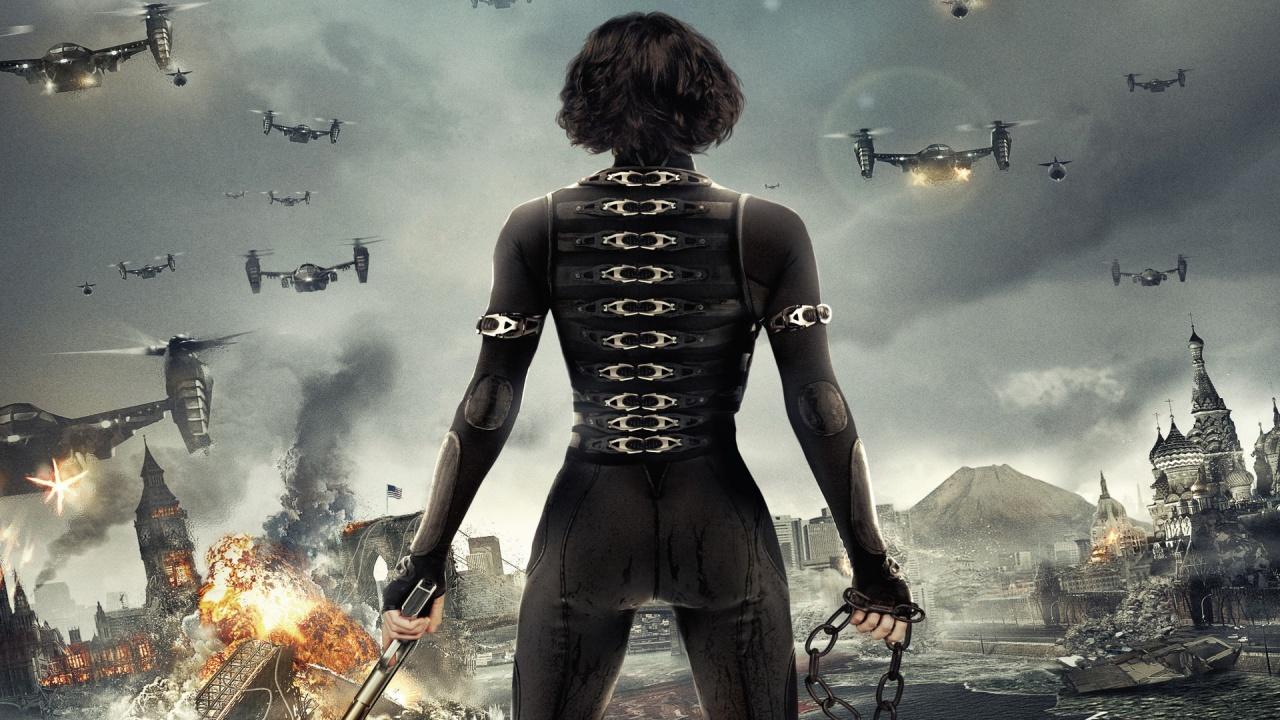 Bailarás y cantarás con este nuevo anuncio de la saga Resident Evil