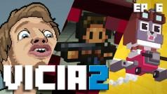 Vicia2: entra en la cárcel de The Walking Dead... ¡y mucho más!