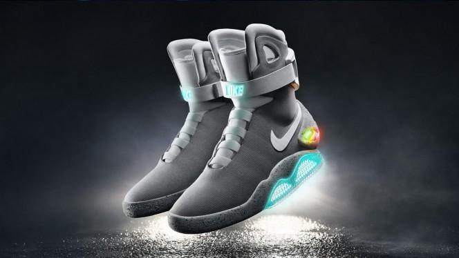 Las botas de Marty McFly en Regreso al Futuro 2 próximamente a la venta... ¡saca la cartera!