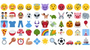Twitter ya tiene emojis gigantes para competir mejor con WhatsApp