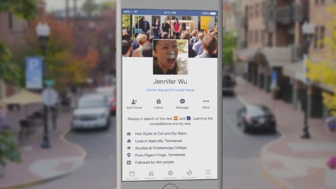 Fotos temporales y en movimiento, mayor control de tu perfil… Esto es lo que te espera en Facebook