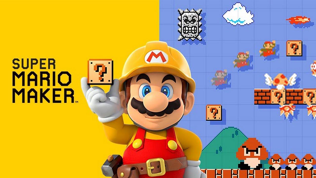 Un fan de Mario Bros. crea un juego completo utilizando Super Mario Maker de Wii U