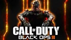 ¿Cuánta munición se utilizó en este tráiler de lanzamiento de Call of Duty: Black Ops 3?