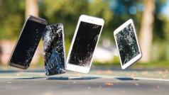 Llega el primer móvil con pantalla irrompible: ¿romperá el éxito de iPhone 6s y 6s Plus?