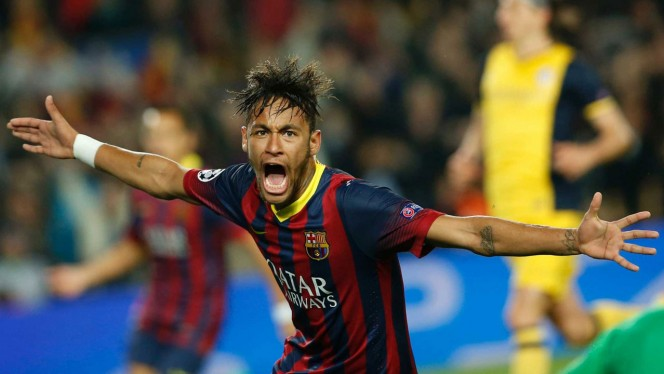 neymar-in-fc-barcelona-in-2