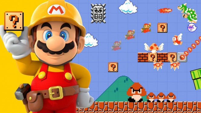 El mismísimo Mario juega a Super Mario Maker de Wii U: el resultado te arrancará una sonrisa