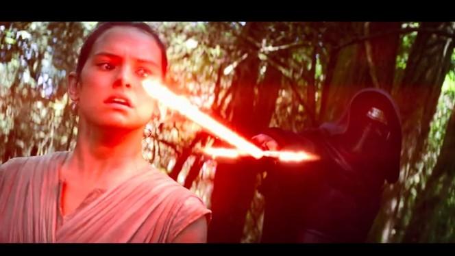 Un nuevo tráiler de Star Wars: The Force Awakens llega por sorpresa