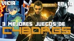 Vicia2: celebramos el lanzamiento de Halo 5 con los 3 mejores juegos de cyborgs