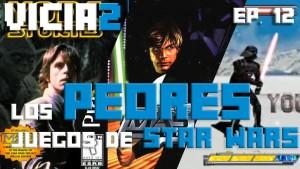 Vicia2: Los 3 peores juegos de Star Wars
