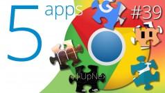 5 extensiones imprescindibles para sacarle más partido a Google Chrome