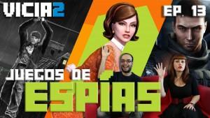 Vicia 2: los tres mejores juegos de espías