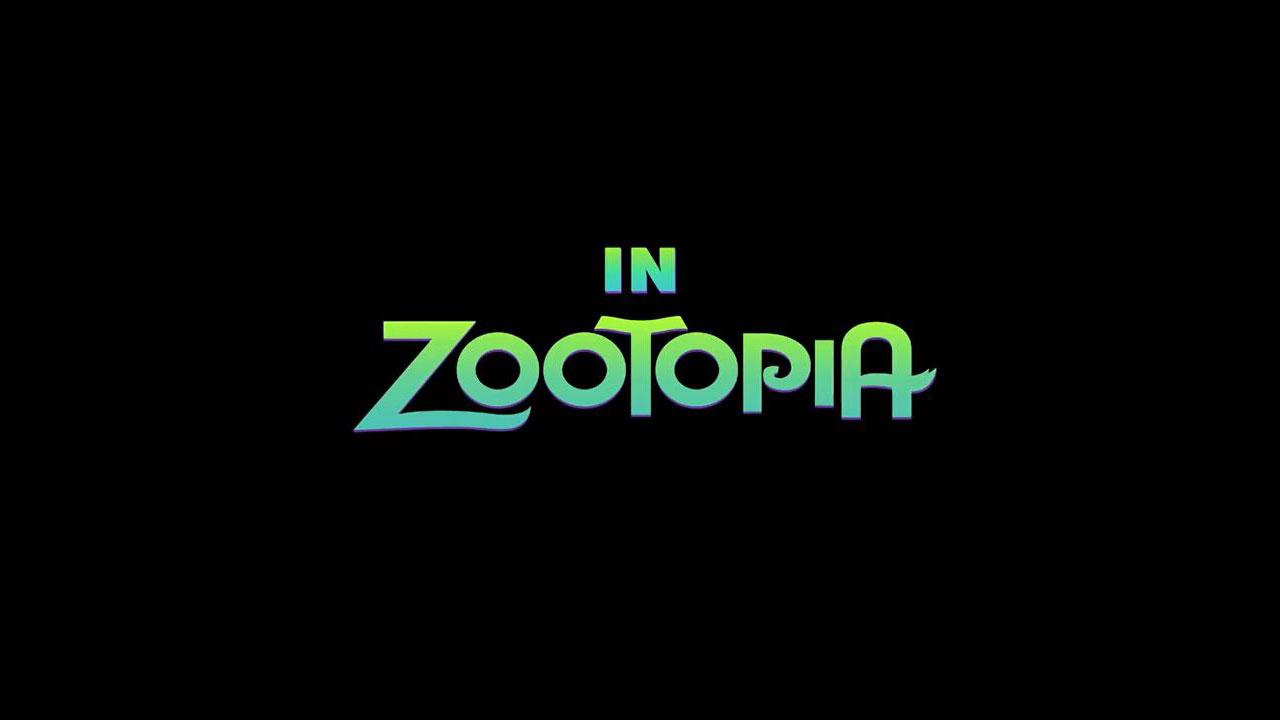 Disney lanza el primer tráiler de la nueva película de los creadores de Frozen: Zootopia