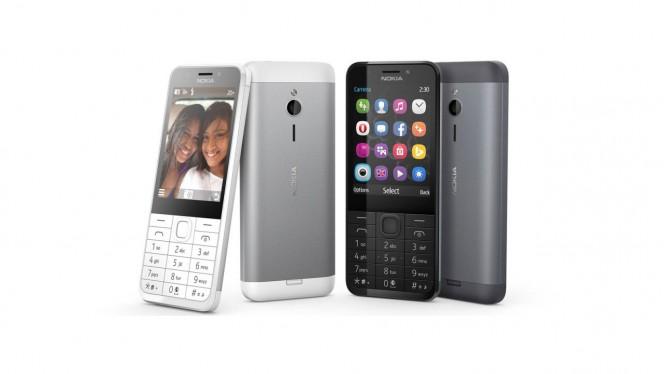 Llega Nokia 230, el teléfono móvil más tonto del mundo. No te rías: es más sexy de lo que crees