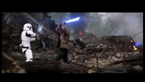 El último tráiler de Star Wars: The Force Awakens nos muestra un duelo épico e intenso
