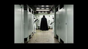 ¿Qué hacen los héroes y villanos de Star Wars en su vida privada? Descúbrelo con estas imágenes