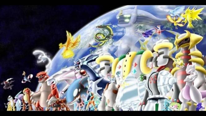 Wii U: se revela un nuevo Pokémon Legendario muy oscuro y siniestro