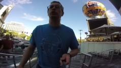 Este señor utiliza mal su GoPro y se convierte en la estrella de Internet
