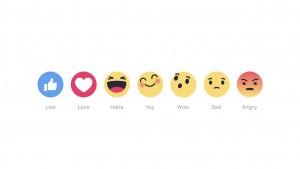 """¡Sorpresa! Reaparece el botón """"Me alegra"""" en las reacciones de Facebook"""