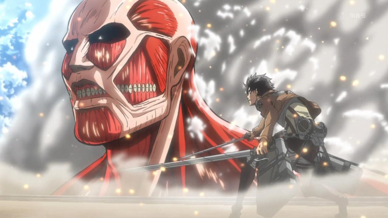 Disfruta con el sangriento tráiler del juego basado en el épico fenómeno de anime Shingeki no Kyojin