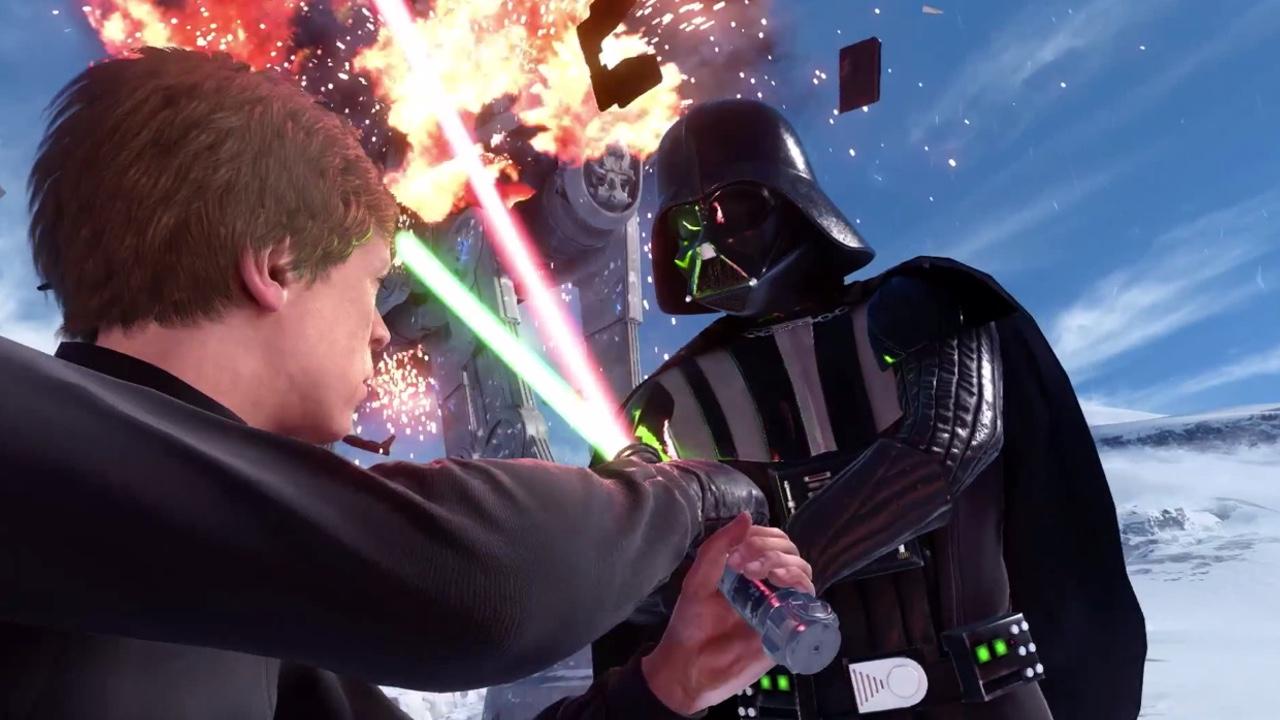 Un actor de The Force Awakens quiere jugar contigo a Star Wars Battlefront