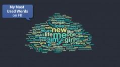 Esta es la otra cara de la app de Facebook de las palabras más usadas