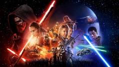 Star Wars 7 solo tiene un 1% de comentarios negativos en Twitter