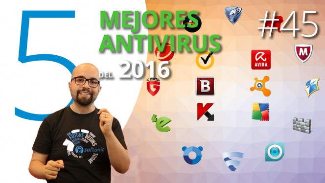 Comparativa de antivirus gratis y de pago para Windows 2016