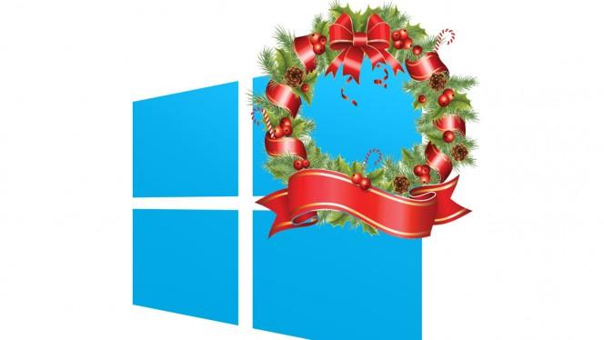 Microsoft sorprende a Apple con un regalo navideño que te enternecerá