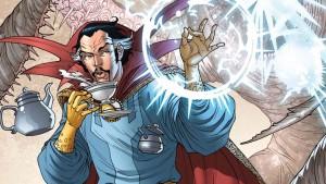 Llega la primera imagen de Benedict Cumberbatch como Doctor Extraño