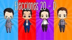 Elecciones España 20-D: apoya a tu candidato con este divertido juego de Android
