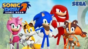 SEGA te regala decals de Sonic Dash 2: Sonic Boom para tu portátil. ¡Participa en nuestro sorteo!