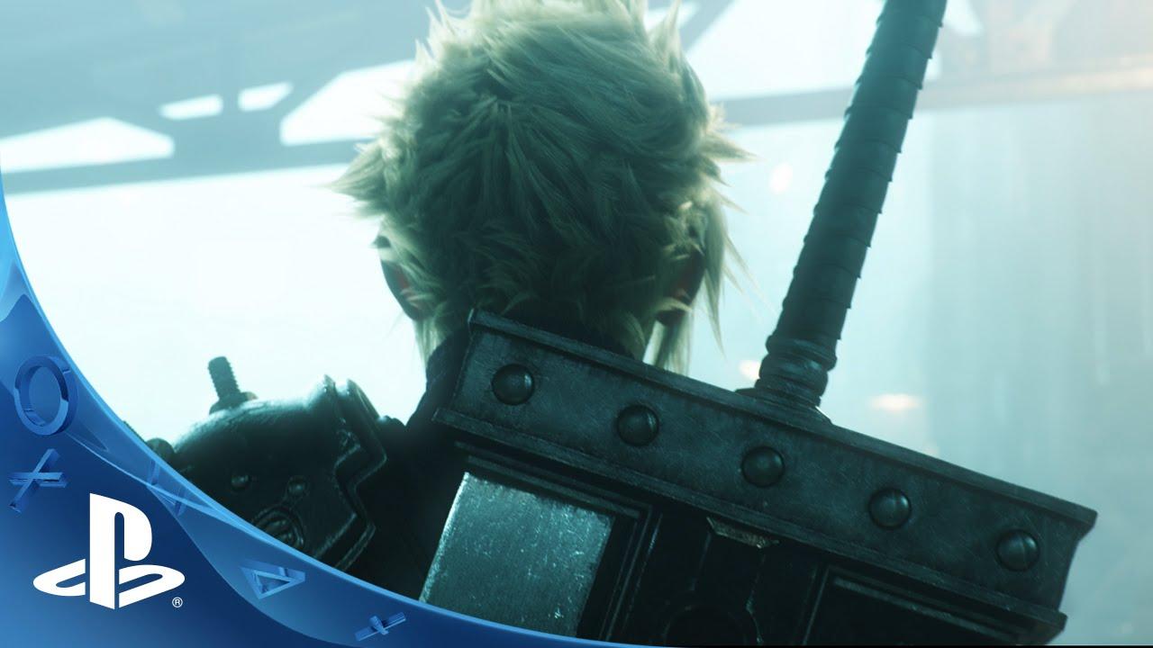 Final Fantasy VII Remake para PS4 se lanzará en múltiples partes, ¿para sacarnos el mayor dinero posible?