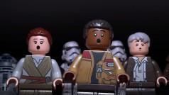 El último tráiler de Star Wars: The Force Awakens antes de su estreno está hecho con figuras LEGO