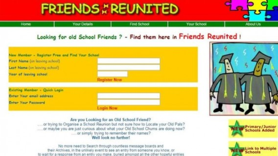 """friends reunited dating website Friends reunited was a pioneer of social networking when it launched in  the  site, pankhurst writes, still has a """"handful"""" of users but that its."""