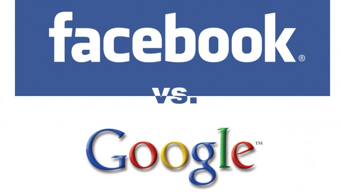 Facebook realiza un anuncio revolucionario. Google se lo destroza horas después