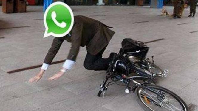 WhatsApp se cayó otra vez: ¿primeros problemas de la integración con Facebook?