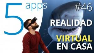 5 apps para probar la realidad virtual a lo barato