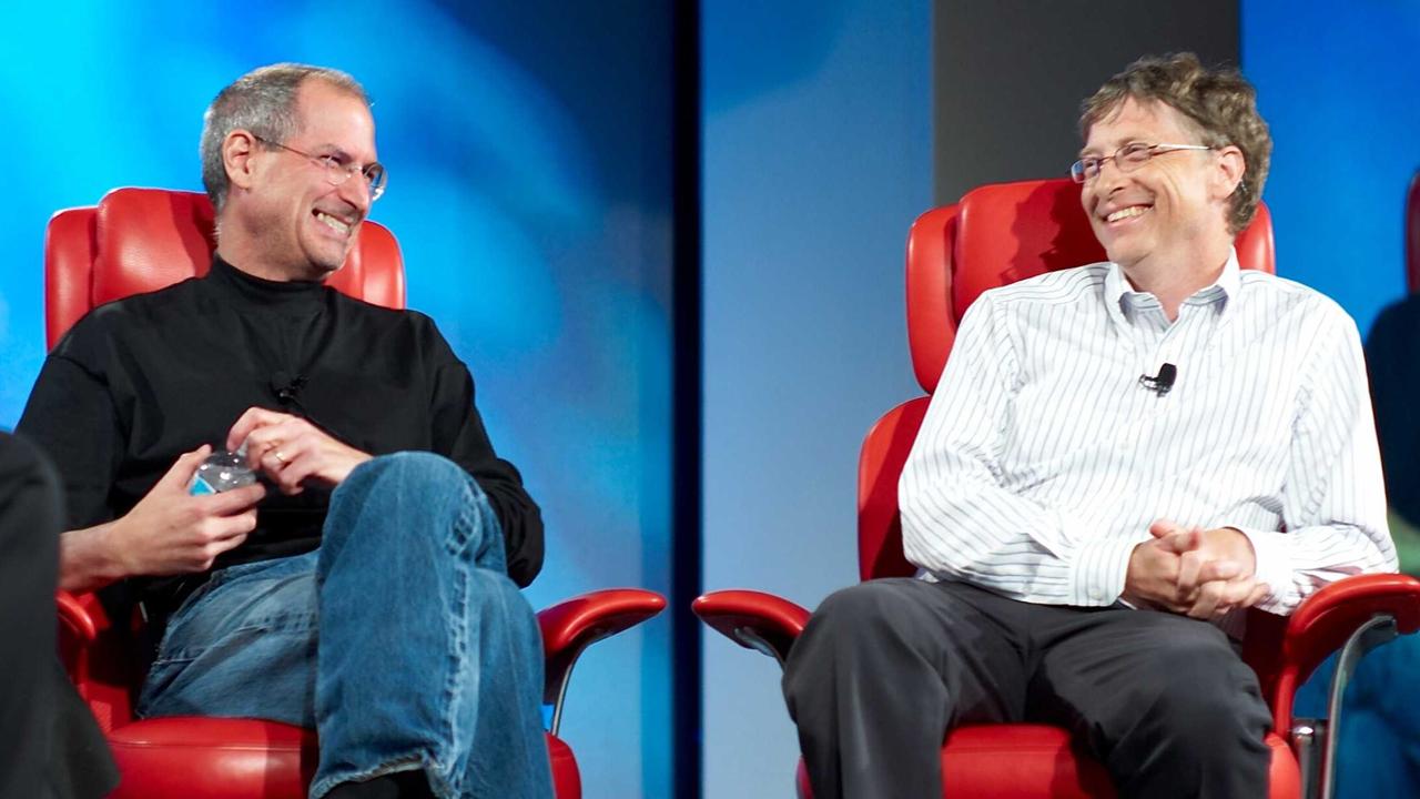 La rivalidad Apple vs Microsoft llega de una manera que jamás habías imaginado… ¡un musical!