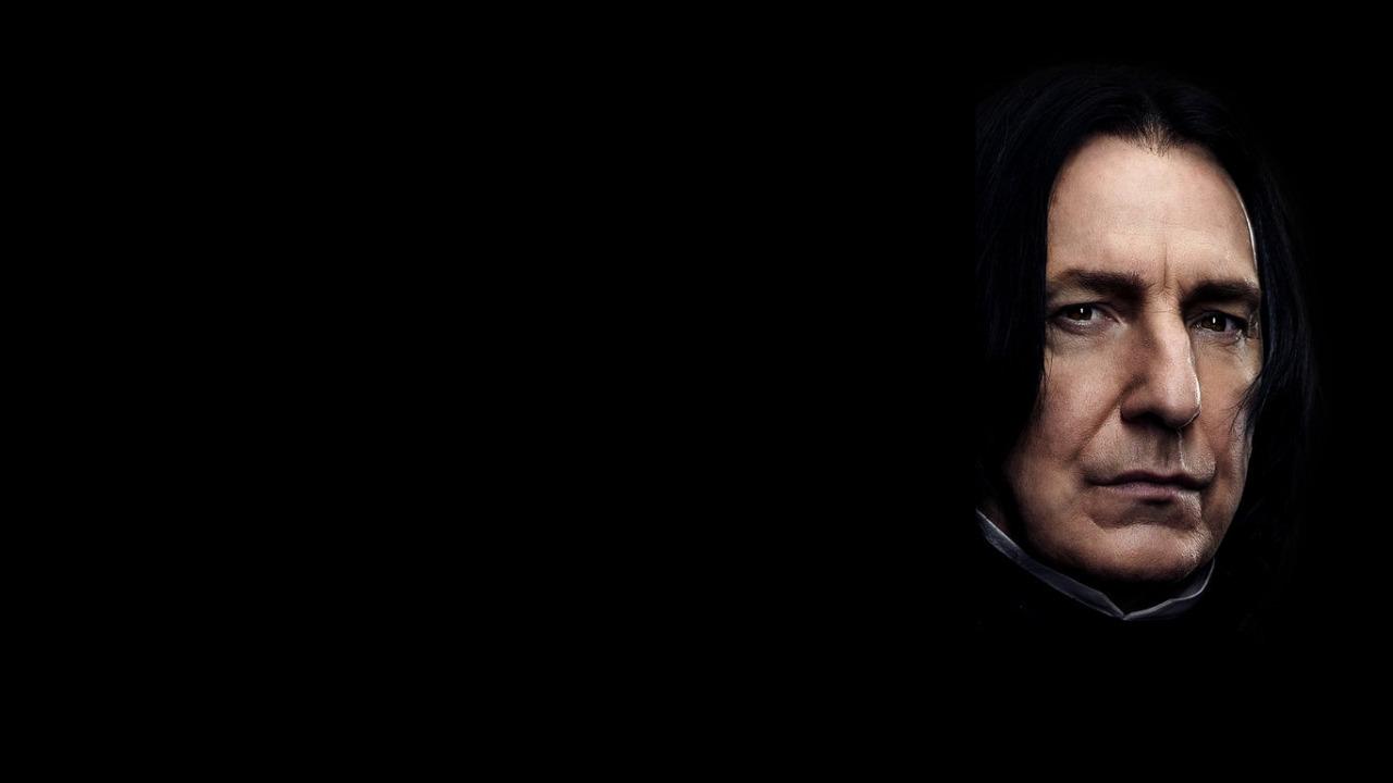 Muere Alan Rickman, Severus Snape en las películas de Harry Potter