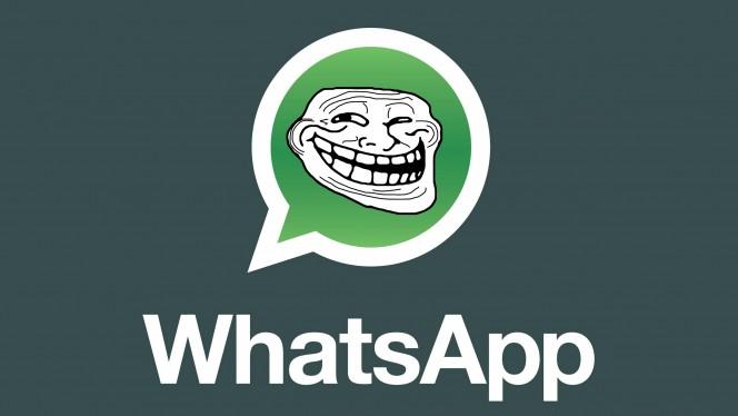 """¿WhatsApp es gratis? Sí, pero no... Algunos usuarios son """"troleados"""""""