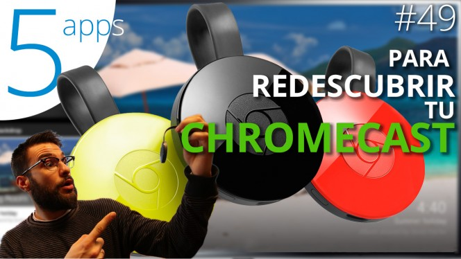 Best Chromecast apps