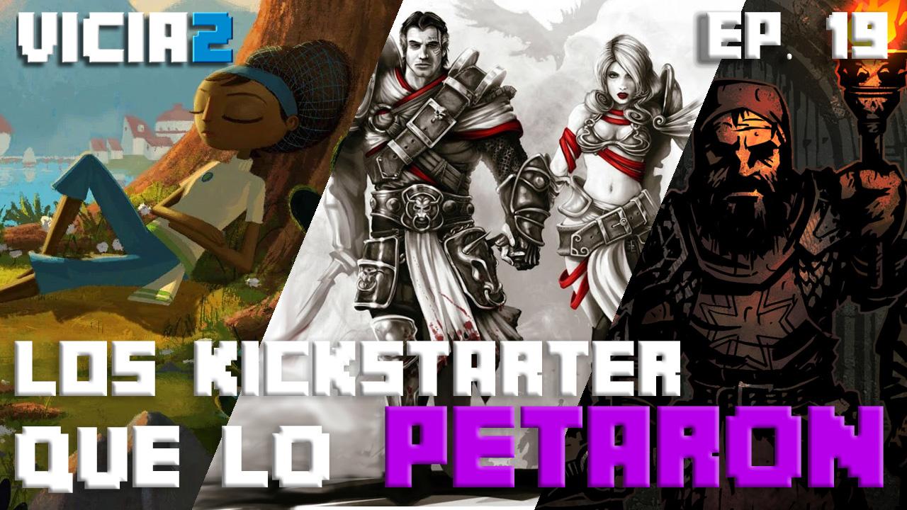 Grandes juegos que nacieron de un Kickstarter que cumplió