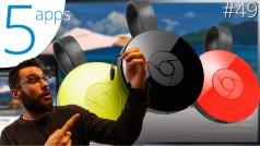 5 apps diferentes para disfrutar de tu Chromecast